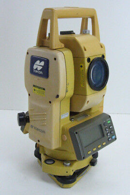 Topcon Gpt-3005w Reflectorless Totalstation With Bluetooth One Month Warranty