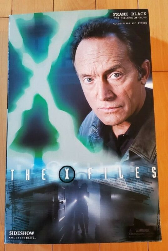 """Sideshow Collectibles X-Files Frank Black 12"""" Collectible"""