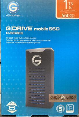 G-Technology 1TB G-Drive Mobile R-Series SSD Model# 0G06053 Better Than BestBuy!