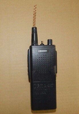 Maxon Sp-130u2 Two Way Radios Ghi