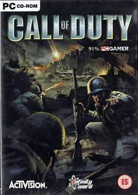 Call Of Pflicht. 2 Scheiben PC (Ausgabe AUF ENGLISCH).