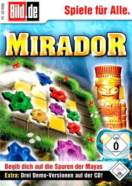 Mirador - Begib dich auf die Spuren der Maya für Pc Neu/Ovp