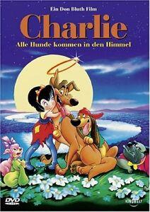 Charlie - Alle Hunde kommen in den Himmel * DVD NEU OVP
