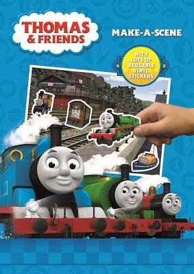 Thomas The Tank Engine Kinder Mädchen Jungen Make a Scene Set Activity Alter 3+ ()