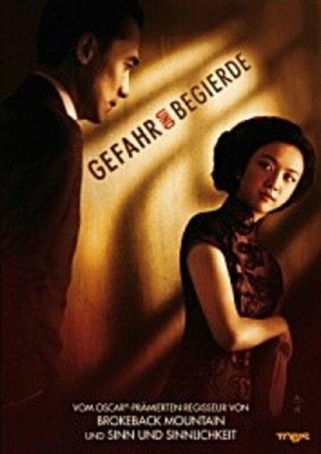 GEFAHR & BEGIERDE DVD NEUWARE