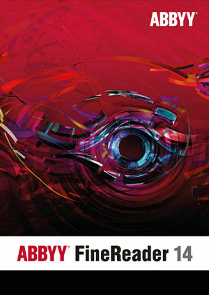 ABBYY FineReader 14 Enterprise - 1 PC - DE/EN/FR + Multilingual - Sofortversand