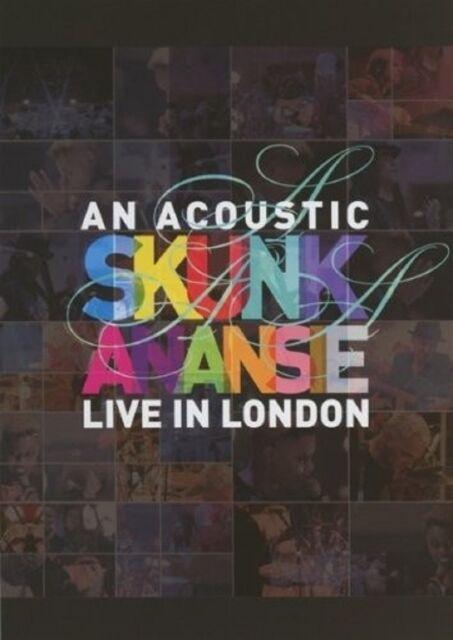 SKUNK ANANSIE - AN ACOUSTIC SKUNK ANANSIE-LIVE IN LONDON  DVD NEU