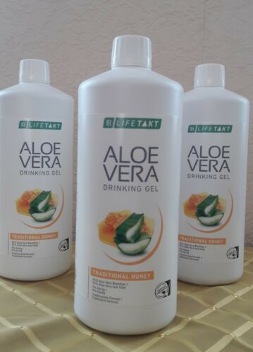 LR Aloe Vera Life essence Drinking Gel Honey