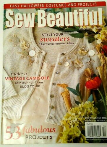 Sew Beautiful Issue 132/2010