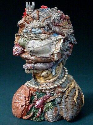 AQUA Guiseppe Arcimboldo Figur Parastone Museion AR02 Fische