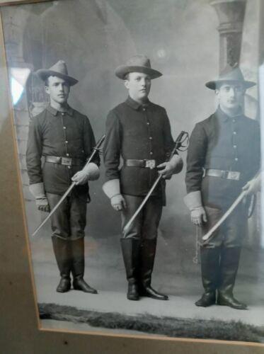Civil War Soldier ? Fort Douglas Utah? confederate union? Indian wars? RARE FOTO