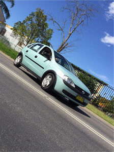 Holden barina 2002 hatchback Redhead Lake Macquarie Area Preview