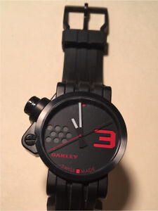 Oakley watch - excellent condition