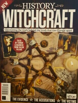 History of Witchcraft Issue 2 Evidence Accusations Victims FREE SHIPPING CB for sale  Baton Rouge