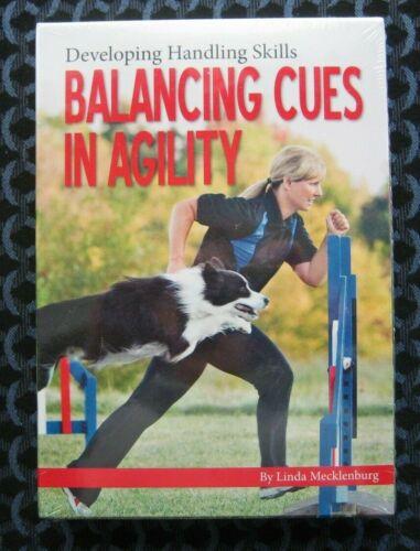 BALANCING CUES IN AGILITY by Linda Mecklenburg DVD Set