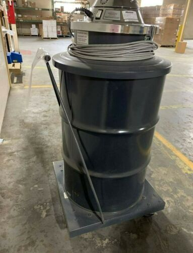 Minuteman 390 Series 55 gallon Wet/Dry Vacuum