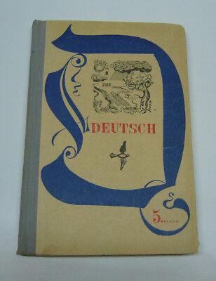 DDR - Deutsch 5. Klasse Moskau 1968 - für den Deutschunterricht in der UDSSR