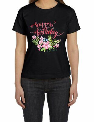Women's Happy Birthday, T shirts - Ladies - Happy Birthday Shirt