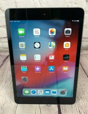 Apple iPad mini 2 16GB, Wi-Fi, 7.9in Space Grey Retina Display 12 Month Warranty