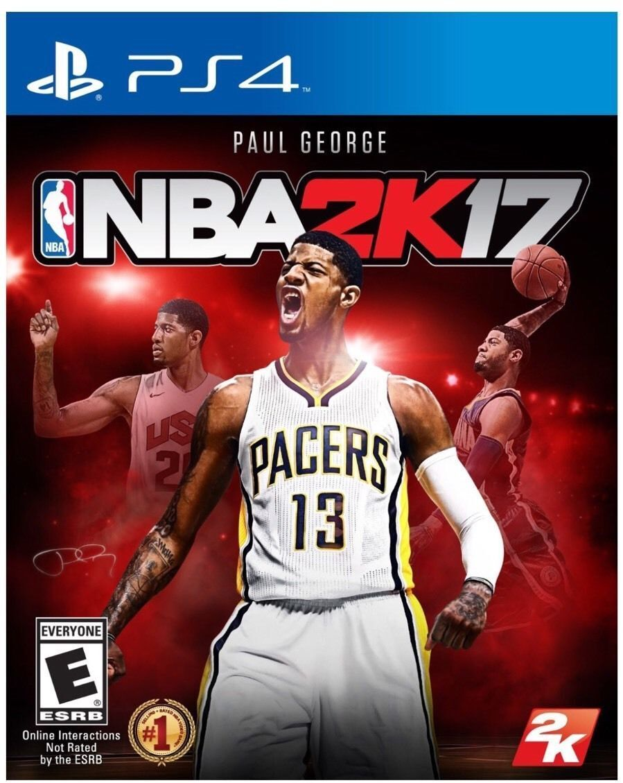 2K Ps4 Nba 2k17 - Tip Off Edition Playstation 4 Brand