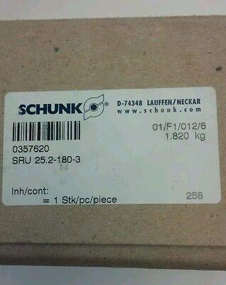 Schunk Pneumatic Rotary Actuator  Sru 25.2-180-3 P 357620