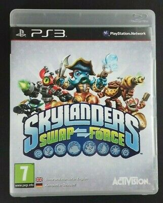 Skylanders Swap Force Video Game Sony Playstation 3 PS3 for sale  Shipping to Nigeria