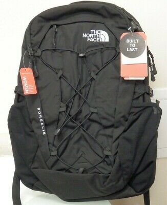 THE NORTH FACE WOMEN BOREALIS BACKPACK | TNF BLACK OS | NF0A3KV4JK3-OS
