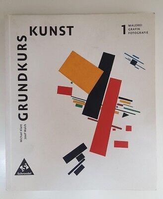 Grundkurs Kunst 1, Schoedel Verlag, Michael Klant und Josef Walch