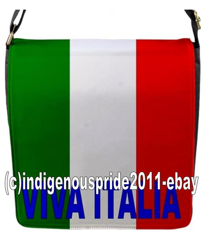 Italy Flag/Italia/Italian/Italy Flag Shoulder Bag-Get the best.Unisex Bag.Great