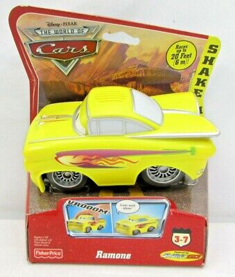 Disney Pixar Cars Ramone Shake N Go Fisher Price
