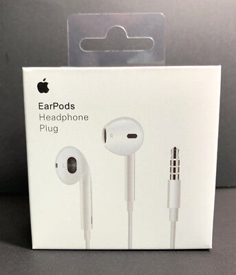 Original Apple EarPods  Earbuds Headphones for  iPhone5,5s,5c,6,6s 3.5 mm Jack