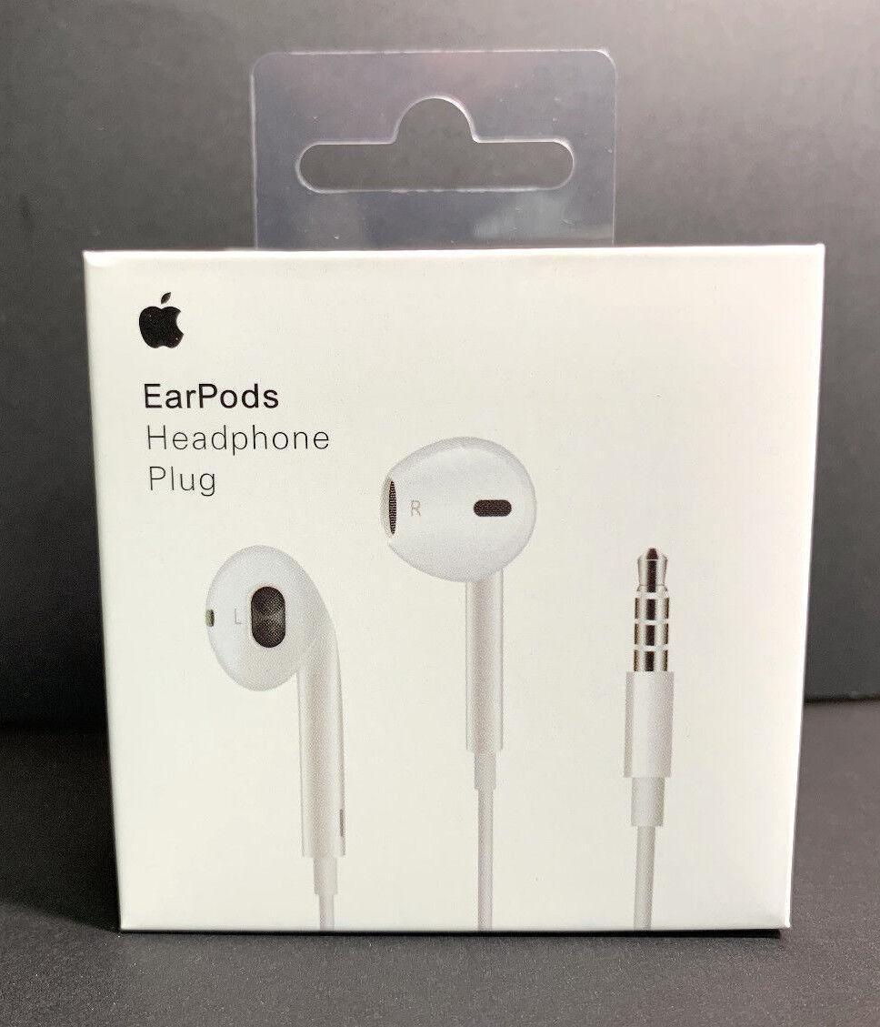 Original Apple EarPods  Earbuds Headphones for  iPhone5,5s,5