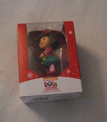 Dora The Explorer Ornament NEW NIB 2014 nicklodeon American greetings ()