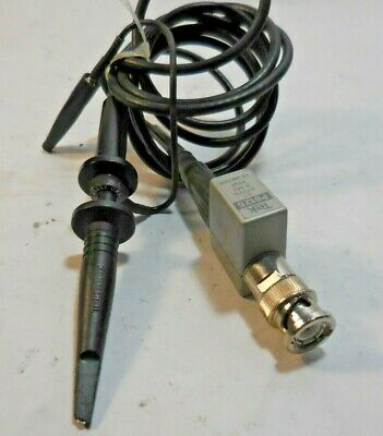 Tektronix P6125 Oscilloscope Counter Probe 51 Atten 5m 20pf 1.5 Meters