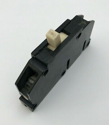 Zinsco Magnetrip Sylvania Type T 120 1 Pole 20 Amp 120v Q20 Breaker