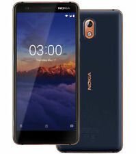 New Nokia 3.1 Blue  Unlocked Dual Sim 5.2 Display 13MP Octa-Core Andriod 4G LTE