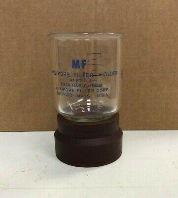 Millipore Filter Holder 250 Ml Chemistry Lab Glassware