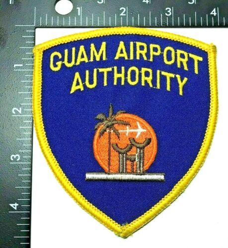 GUAM AIRPORT AUTHORITY PATCH (PD 1) SSI