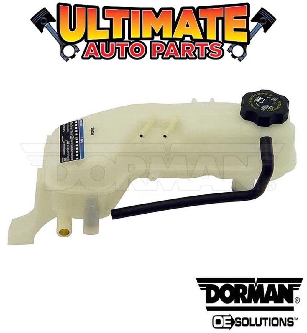 Coolant Overflow Reservoir Bottle Tank w//Cap for 99-05 Pontiac Grand Am