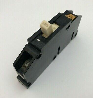 15a Zinsco T115 Type T Magnetrip 1 Pole 15 Amp Circuit Breaker