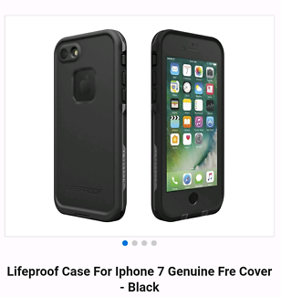 Life Proof Case for iPhone 7 & 7Plus and Samsung S8 & S8 Plus