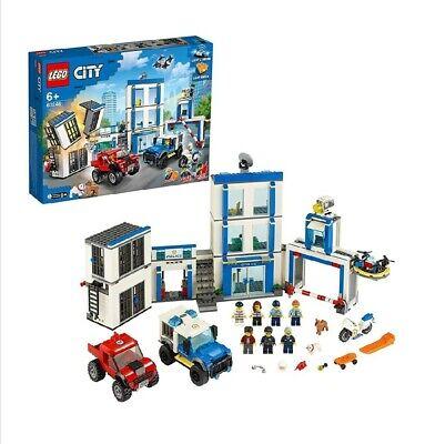 LEGO CITY 60246 STAZIONE DI POLIZIA NOVITA' 2020 NUOVO