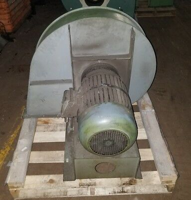 Industrial Blower Fan Ventilation 15 Hp 480v