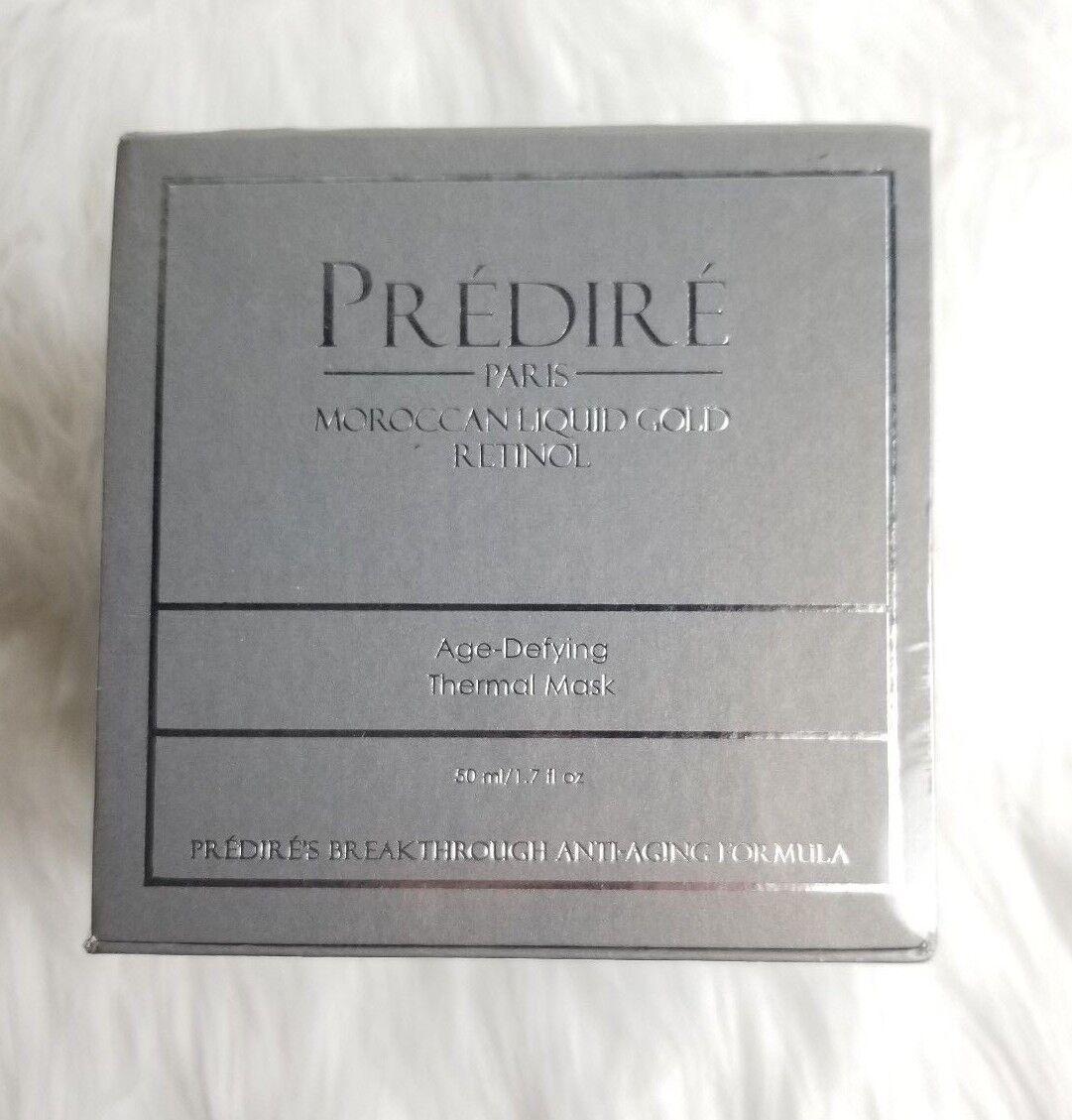 Predire Moroccan Liquid Gold Retinol Age Defying Thermal Mask 50 Ml/1.7 Fl Oz  - $55.99