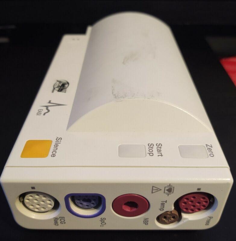 Philips M3001A MMS Module A02C06 Oximax SpO2 BP EKG Temp IBP