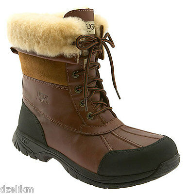 Ugg Australia Men's Boot Size 12 (usa) Or 11(uk) Or 45.5(euro)
