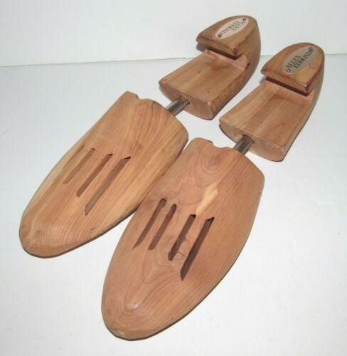 ALLEN EDMONDS Cedar Wood Shoe Tree Stretchers Size Large