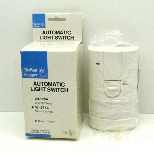 WattStopper WI-277A Passive Infrared Light Switch Occupancy Sensor 277V Only