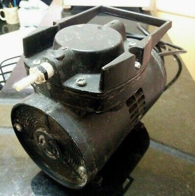 Used Thomas Industries Air Pump Compressor Model 905aa18-146 115v 60hz 2.3a