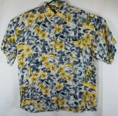 EVEREST COLLECTION Best Brand Aloha Hawaiian Shirt XXL Floral
